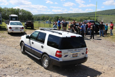 Search for Missing Man, South Ward Mountain, Tamaqua, 8-13-2015 (195)