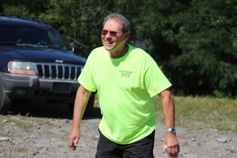 Search for Missing Man, South Ward Mountain, Tamaqua, 8-13-2015 (241)