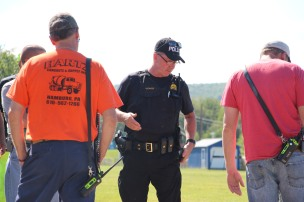 Search for Missing Man, South Ward Mountain, Tamaqua, 8-13-2015 (266)
