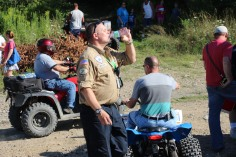 Search for Missing Man, South Ward Mountain, Tamaqua, 8-13-2015 (274)