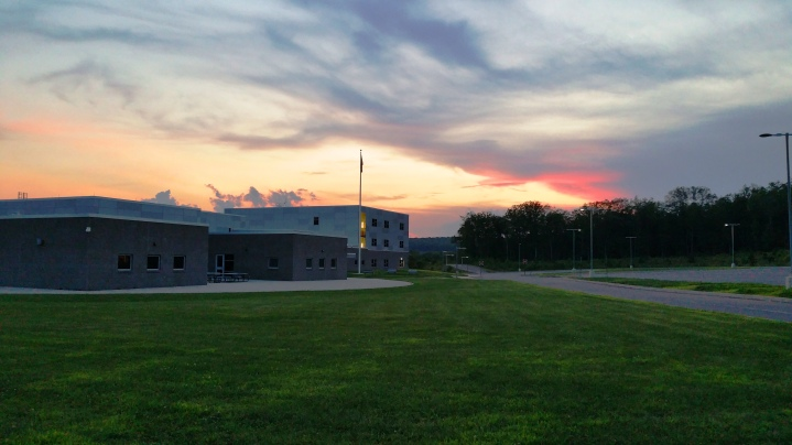 Sky Over Panther Valley Middle School, Lansford, Nesquehoning, 8-15-2015 (7)