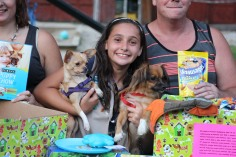 SPCA Donation Drive, Tamaqua Girl Scouts, North and Middle Ward Playground, Tamaqua, 8-13-2015 (41)