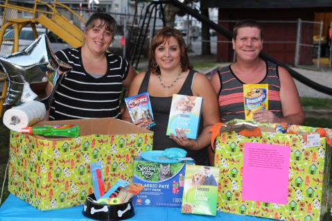 SPCA Donation Drive, Tamaqua Girl Scouts, North and Middle Ward Playground, Tamaqua, 8-13-2015 (52)