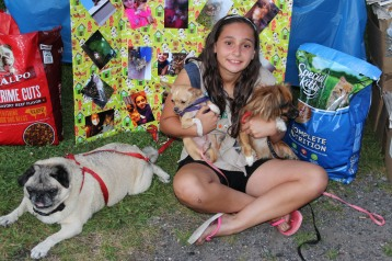 SPCA Donation Drive, Tamaqua Girl Scouts, North and Middle Ward Playground, Tamaqua, 8-13-2015 (54)