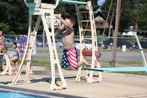 Splash Day, H.D. Buehler Memorial Bungalow Pool, Park, Tamaqua, 7-25-2015 (324)