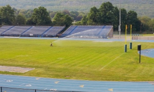 Spraying Water on the Field, TASD Sports Field, Stadium, Complex, Tamaqua (27) - Copy