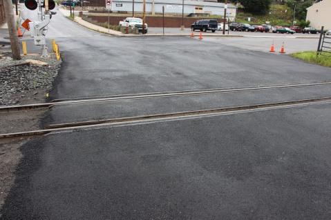 Spruce Street Construction Complete, Tamaqua, 8-21-2015 (11)