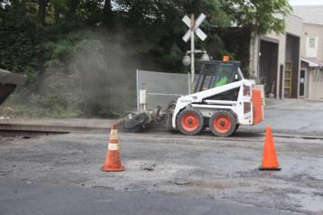 Spruce Street Construction Complete, Tamaqua, 8-21-2015 (12)