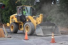 Spruce Street Construction Complete, Tamaqua, 8-21-2015 (15)