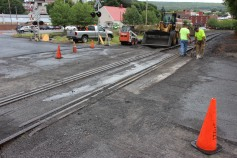 Spruce Street Construction Complete, Tamaqua, 8-21-2015 (17)