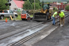 Spruce Street Construction Complete, Tamaqua, 8-21-2015 (18)
