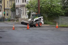 Spruce Street Construction Complete, Tamaqua, 8-21-2015 (2)
