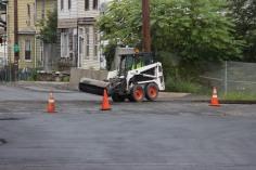Spruce Street Construction Complete, Tamaqua, 8-21-2015 (2)