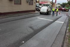 Spruce Street Construction Complete, Tamaqua, 8-21-2015 (20)