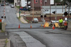 Spruce Street Construction Complete, Tamaqua, 8-21-2015 (21)