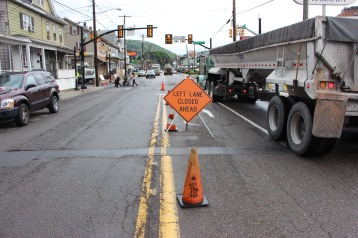 Spruce Street Construction Complete, Tamaqua, 8-21-2015 (23)
