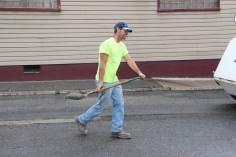 Spruce Street Construction Complete, Tamaqua, 8-21-2015 (28)
