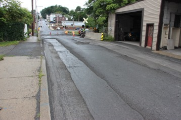 Spruce Street Construction Complete, Tamaqua, 8-21-2015 (29)