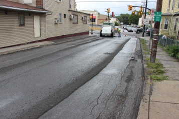 Spruce Street Construction Complete, Tamaqua, 8-21-2015 (31)