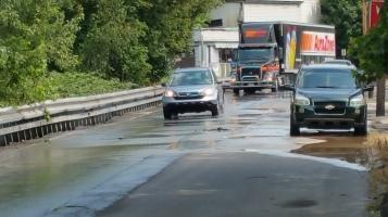 SR309 North to be Closed for Emergency Water Main Repair, Tamaqua, 8-6-2015 (29)