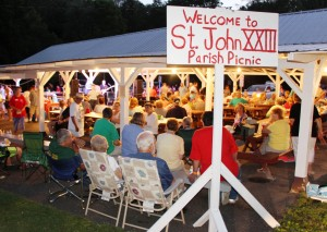 St. John XXIII Parish Picnic, West Penn Community Park, West Penn, 7-31-2015 (3) - Copy