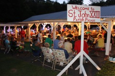 St. John XXIII Parish Picnic, West Penn Community Park, West Penn, 7-31-2015 (3)