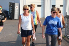 St. Luke's Health Walk, Health Walk, Panther Valley Football Stadium, Lansford (2)