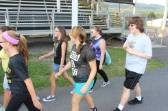 St. Luke's Health Walk, Health Walk, Panther Valley Football Stadium, Lansford (22)