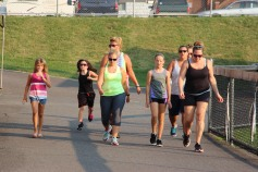 St. Luke's Health Walk, Health Walk, Panther Valley Football Stadium, Lansford (33)