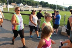 St. Luke's Health Walk, Health Walk, Panther Valley Football Stadium, Lansford (34)
