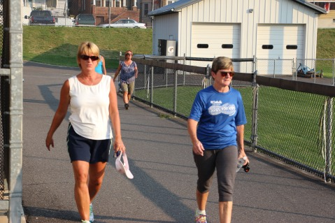 St. Luke's Health Walk, Health Walk, Panther Valley Football Stadium, Lansford (37)