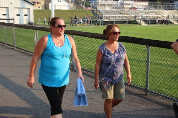 St. Luke's Health Walk, Health Walk, Panther Valley Football Stadium, Lansford (39)