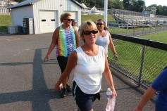 St. Luke's Health Walk, Health Walk, Panther Valley Football Stadium, Lansford (4)