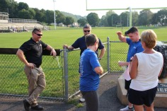 St. Luke's Health Walk, Health Walk, Panther Valley Football Stadium, Lansford (42)
