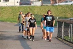 St. Luke's Health Walk, Health Walk, Panther Valley Football Stadium, Lansford (45)