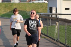 St. Luke's Health Walk, Health Walk, Panther Valley Football Stadium, Lansford (46)