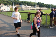 St. Luke's Health Walk, Health Walk, Panther Valley Football Stadium, Lansford (47)