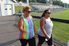 St. Luke's Health Walk, Health Walk, Panther Valley Football Stadium, Lansford (5)