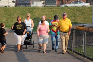 St. Luke's Health Walk, Health Walk, Panther Valley Football Stadium, Lansford (51)