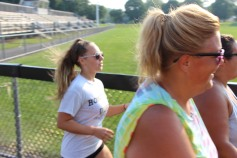 St. Luke's Health Walk, Health Walk, Panther Valley Football Stadium, Lansford (7)