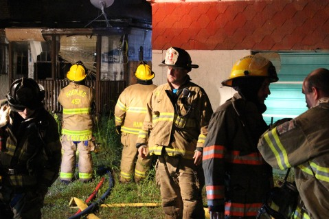 Structure Fire, 89 Park Place Road, Mahanoy Township, 8-8-2015 (130)
