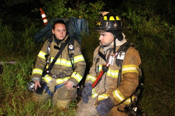Structure Fire, 89 Park Place Road, Mahanoy Township, 8-8-2015 (147)