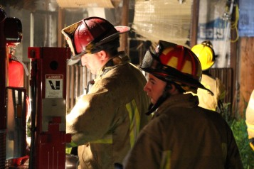 Structure Fire, 89 Park Place Road, Mahanoy Township, 8-8-2015 (171)