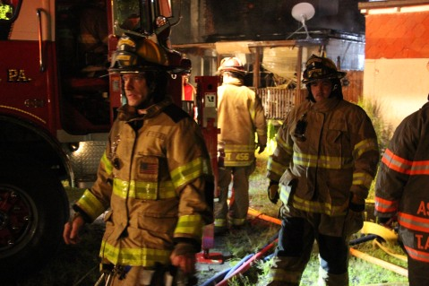 Structure Fire, 89 Park Place Road, Mahanoy Township, 8-8-2015 (180)