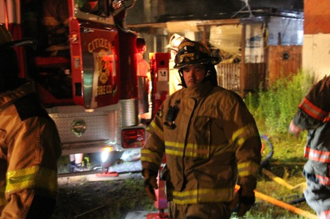 Structure Fire, 89 Park Place Road, Mahanoy Township, 8-8-2015 (183)