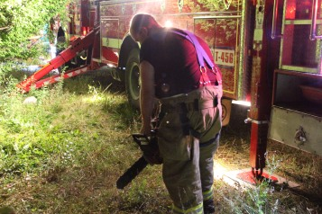 Structure Fire, 89 Park Place Road, Mahanoy Township, 8-8-2015 (200)