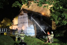 Structure Fire, 89 Park Place Road, Mahanoy Township, 8-8-2015 (23)