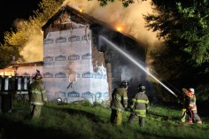 Structure Fire, 89 Park Place Road, Mahanoy Township, 8-8-2015 (25)