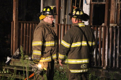 Structure Fire, 89 Park Place Road, Mahanoy Township, 8-8-2015 (298)