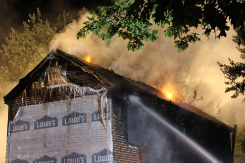 Structure Fire, 89 Park Place Road, Mahanoy Township, 8-8-2015 (31)